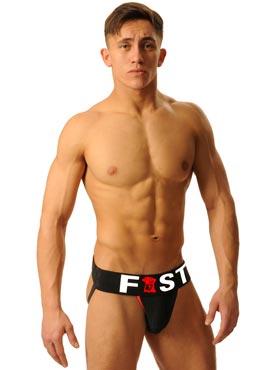 Fist Logo Jock