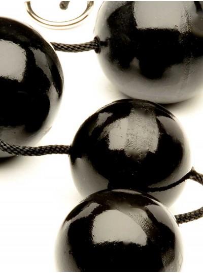 Fuck Balls • Black • 1 Small • 2 Medium • 2 Large