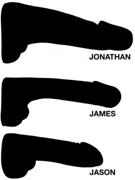 Jason + James + Jonathan