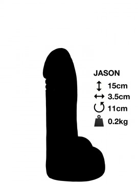 Jason • Regular Cock