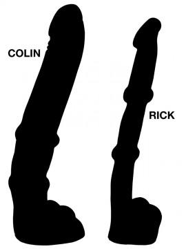 Rick + Colin