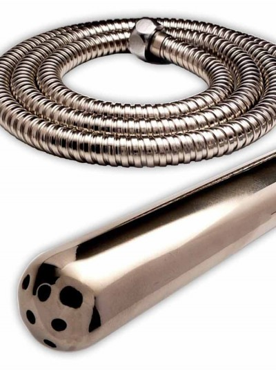 Stainless Steel Douche + Hose