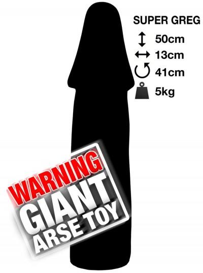 Super Greg • Giant