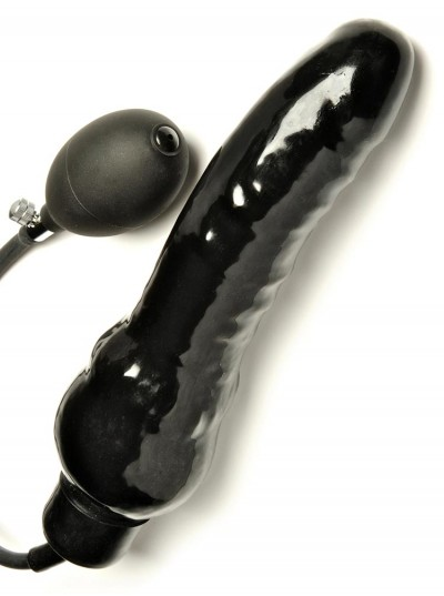X Large Inflatable Dildo • Solid