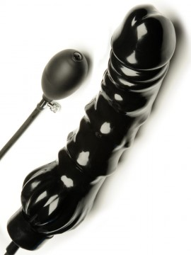XX Large Inflatable Dildo • Solid