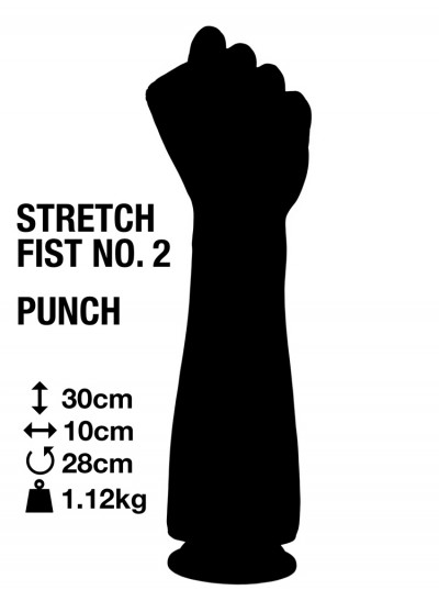 Stretch Fist No. 2