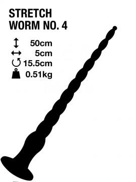 Stretch Worm No. 4