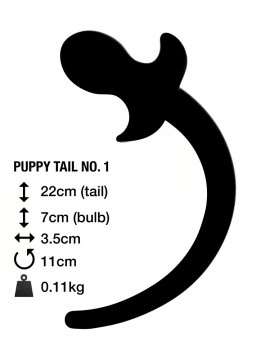 Puppy Tail No. 1