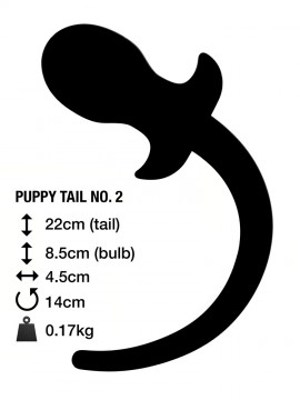 Puppy Tail No. 2