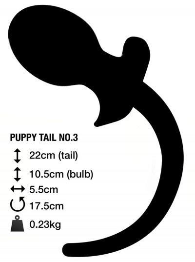 Puppy Tail No. 3