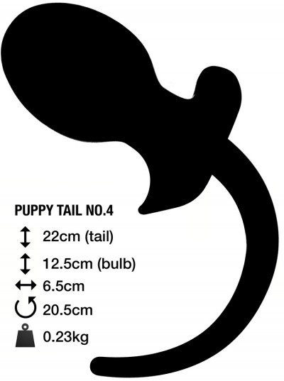 Puppy Tail No. 4
