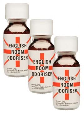 English Aroma • 3 x 25ml