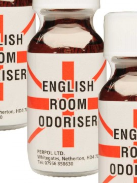 English Aroma • 3 x 25ml