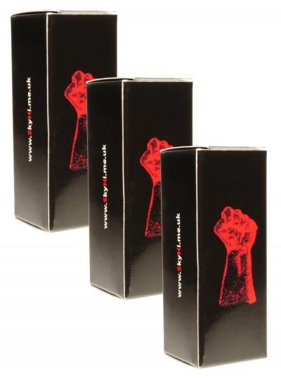 Fist Black Aroma • 3 x 25ml