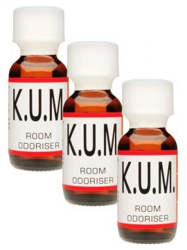 K.U.M. Aroma • 3 x 25ml