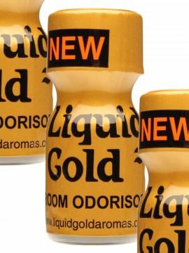 Liquid Gold Aroma • 3 x 10ml