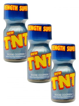 T.N.T Aroma • 3 x 10ml