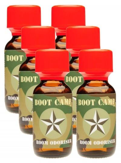 Boot Camp Aroma • 6 x 25ml