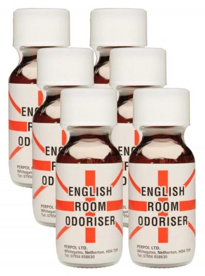 English Aroma • 6 x 25ml