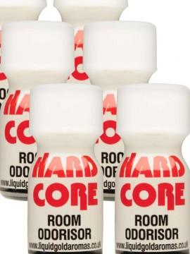 Hard Core Aroma • 6 x 10ml