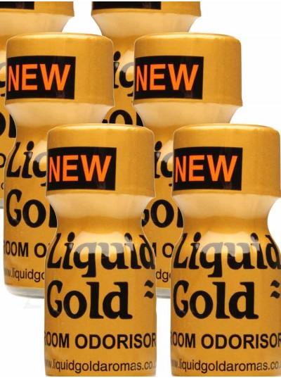 Liquid Gold Aroma • 6 x 10ml