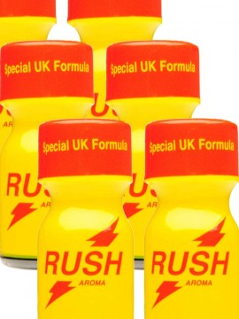 Rush Aroma • 6 x 10ml