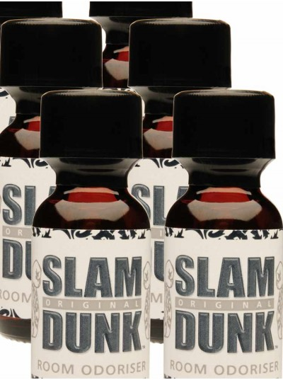 Slam Dunk Aroma • 6 x 25ml