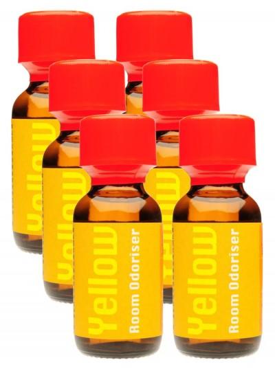 Yellow Aroma • 6 x 25ml