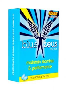 Blue Zeus • 2 Tablets