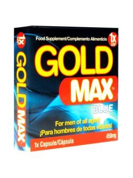 Gold Max Blue • 1 Capsule
