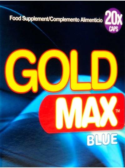 Gold Max Blue • 20 Capsules