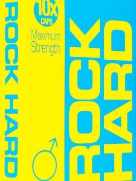 Rock Hard • 10 Capsules