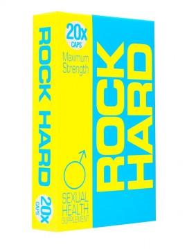 Rock Hard • 20 Capsules