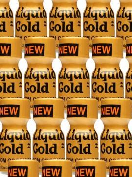 Liquid Gold Aroma • 20 x 10ml