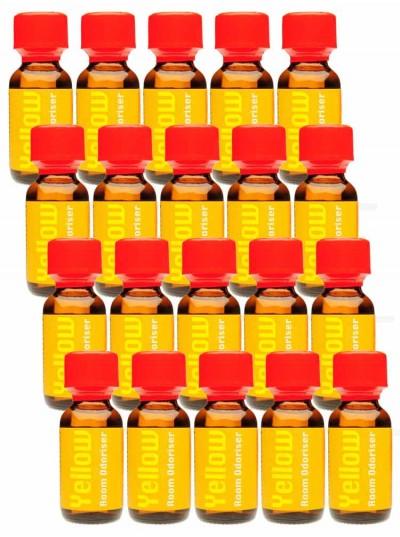 Yellow Aroma • 20 x 25ml