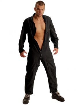 Boiler Suit • Black