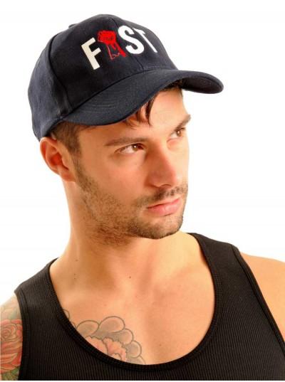 Fist Baseball Cap • Navy