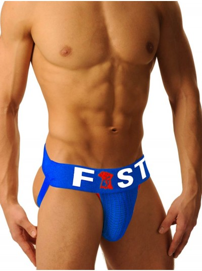 Fist Logo Jock • Blue