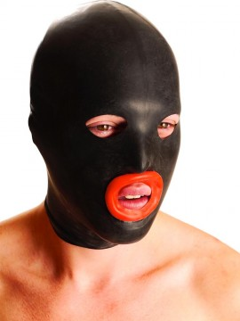 Rubber Hood • Red Lips