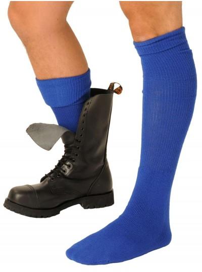 Fist Boot Socks • Blue