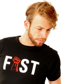 Fist T-Shirt • Black