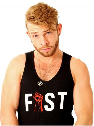 Fist Tank • Black