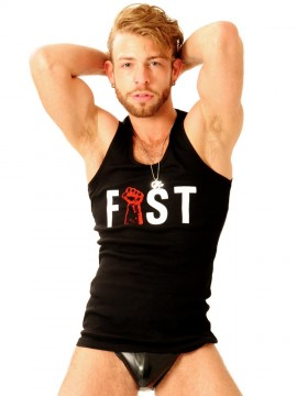 Fist Tank • Black