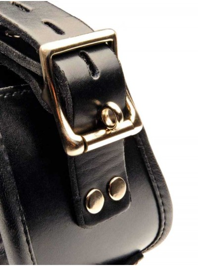 Fist Posture Collar • Black