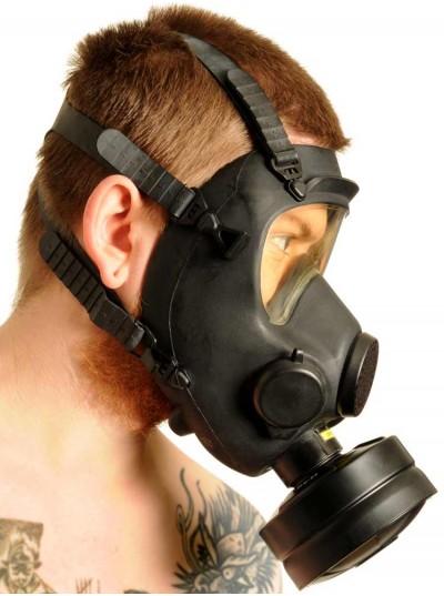 MP5 • Polish Gas Mask
