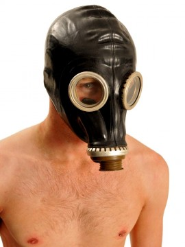 GP5 • Russian Gas Mask • Black