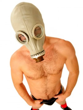 GP5 • Russian Gas Mask • Grey