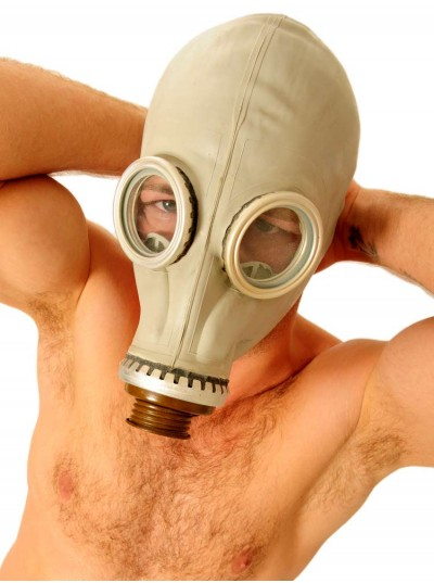GP5 • Russian Gas Mask • Grey