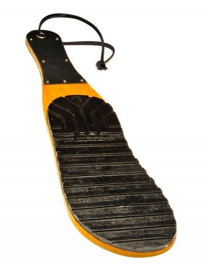 Boot Paddle