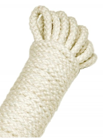 Rope • Soft White Cotton